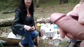 Tara порно стари баби Morgan хванат да мастурбира